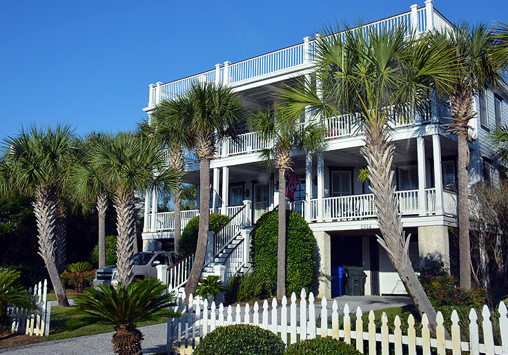 Sullivan S Island Has Always Had A Place On The National Map As Groundbreaking Historical Landmark And One Of Initial Settlements Battlegrounds